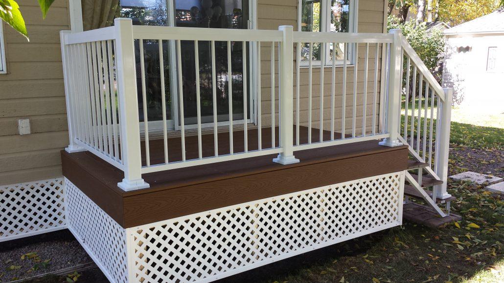 Bell r no balcons et patios for Plancher de galerie exterieure